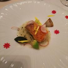 焼き魚の料理