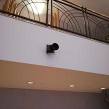 挙式会場カメラ2