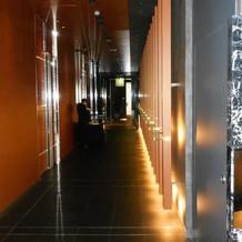 8階エレベーター降りると・・・。