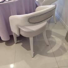 ゲストの椅子