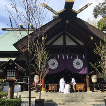 東京大神宮の外観