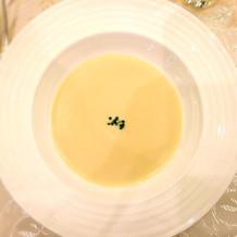 絶品さつまいものスープ