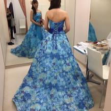 2ウェイになってるドレス