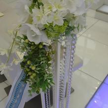 お花はこのような感じです。