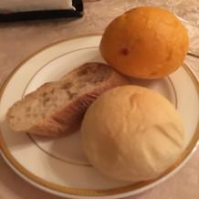 パン(トマト、安納芋、バケット)