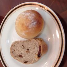 砂糖不使用の自家製パン