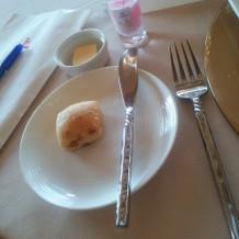 パンにバター♪演出用キャンドルやお土産。