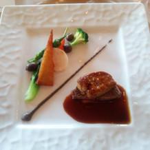 フォアグラもお肉もお野菜も全部美味しい♪