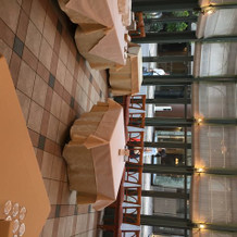 パリのカフェの様な雰囲気