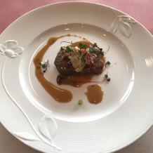 肉料理 和牛ロース肉