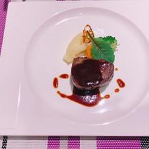 お肉料理とても美味しかった。