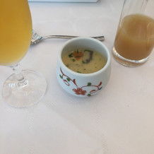 茶碗蒸しも美味しかったです。