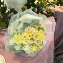 様々な花屋と提携し、ブーケ多数