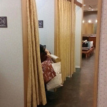 女性用更衣室