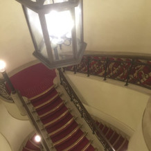 こんな階段で写真を撮りたいですね。