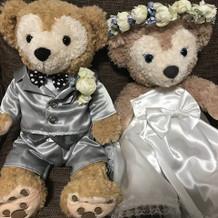結婚式で使った花冠とブートニア!