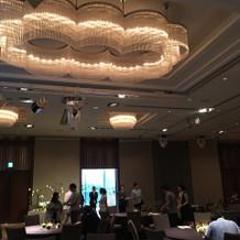 天井も高く、雰囲気がとても良かったです。