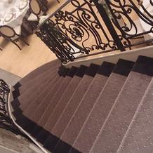 階段からも入場可能