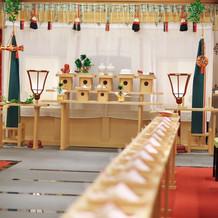 粟田神社の神様が祀られている