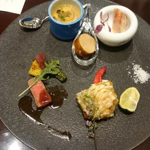 特に美味しかったのはぐしの松笠焼です。