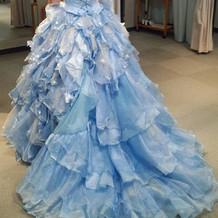 のぞみちゃんドレスです