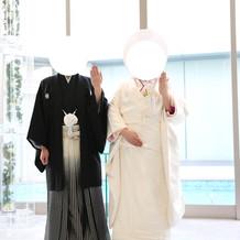 袴・白無垢(綿帽子)
