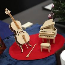 ウェルカムドールの代わりの楽器