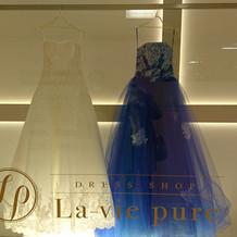 ウェディングドレス&カラードレス