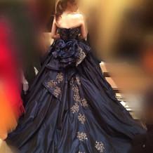 迷ったカラードレス2