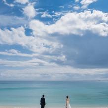 梅雨の沖縄