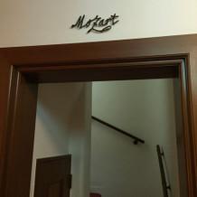 客室入り口