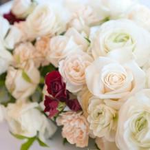 メイン卓装花