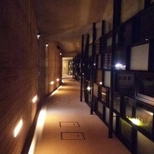 すてきな廊下