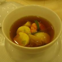 一番和食に近いコンソメスープ