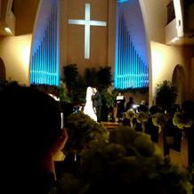 素敵教会でした