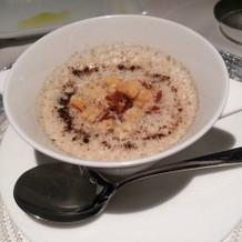 スープが濃厚でとても美味しい