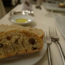試食会に出てきた美味しいパン。