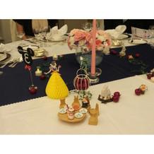 白雪姫テーブル