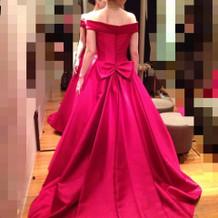衣装提携先 マシェリのカラードレス