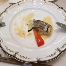 真鯛のオーブン焼き