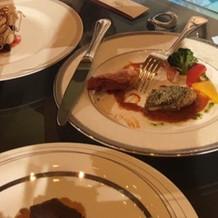 料理もすごく美味しかったです。