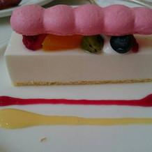 かわいいケーキ!
