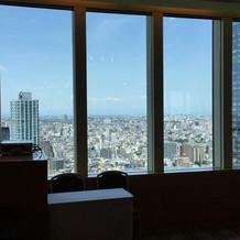 高層階からの風景