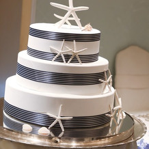 ケーキも色々選べました