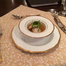 スープ(試食)