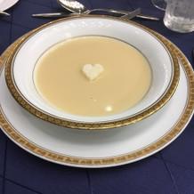 じゃがいものクリームスープ