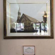 スコットランドにあった教会
