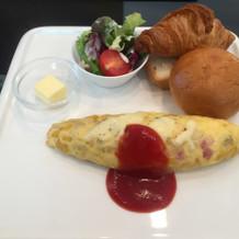 朝食付きフェア