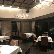 1階レストランバンケット