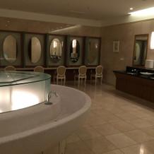 豪華なトイレ